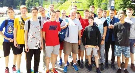 Буковинці – в юнацькій збірній України з баскетболу