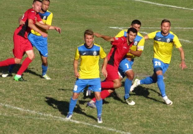 «Буковина» одержала першу перемогу в сезоні 2017/18, на виїзді!