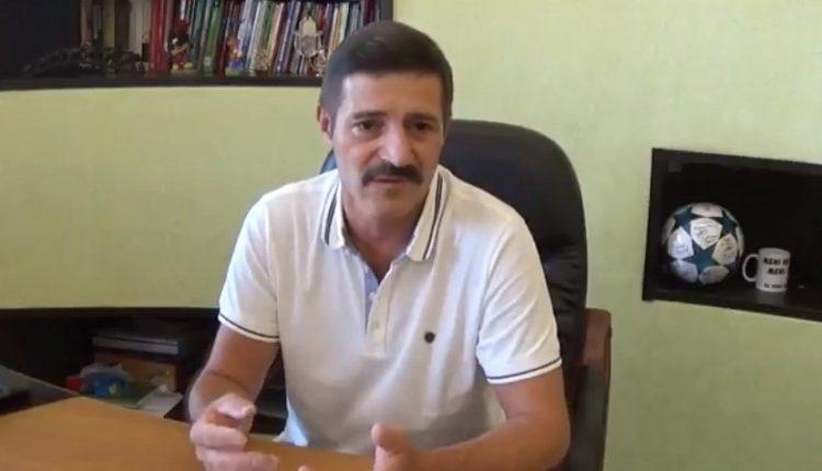 Сергій Гринюк підбив підсумки президентства в ФК «Буковина» (відео)