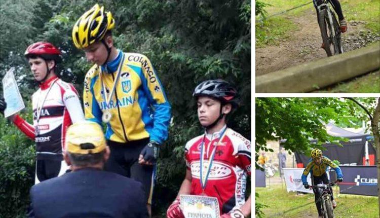 Буковинський велосипедист врятував дівчину і сам постраждав, потрібна допомога…