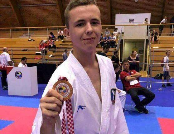 Чернівчанин здобув для Іспанії нагороду на Karate1 Youth Cup 2017