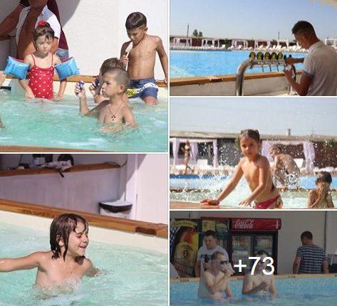 Новий сучасний басейн на вул. Комарова (фото, відео)