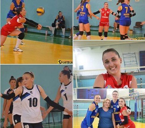 Буковинка у першому матчі за команду Суперліги зіграла проти землячки (відео, фото)