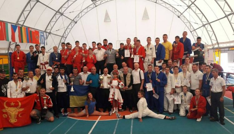 Україна з буковинцями у складі виграла Євро-2017 з унібою (фото, відео)