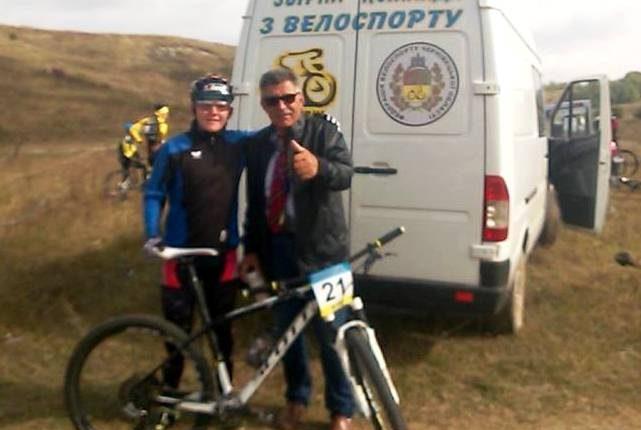 Чернівчанин став капітаном збірної України з велоспорту МТБ (відео)