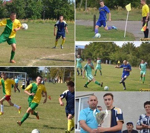 На Герцаївщині відбулось футбольне свято, де грала і «Стяуа» (фото)