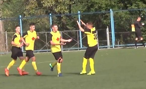 У І лізі U-19 «Буковина» рекордно перемагає і ділить лідерство з «Волинню» (відео)
