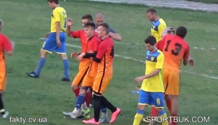 Супер гол у хотинському двобої амбіційних учасників Ліги чемпіонів 2017 (відео)