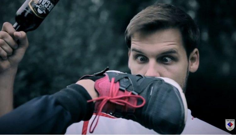 Цікава мотивація до занять карате (відео)