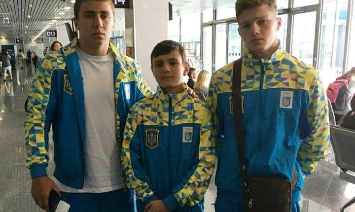 Буковинці вирушили на чемпіонат світу з вільної боротьби 2017