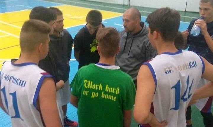 Баскетбол: Чернівчани стартували у ВЮБЛ-2017/18 з перемоги, потім поступились