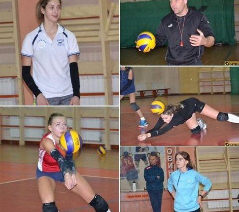 З «Буковинкою» до другого сезону у вищій лізі готується і збірниця (відео, фото)