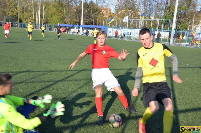 І ліга U-19: «Буковина» перемагає і втримує лідерство (відео, фото)