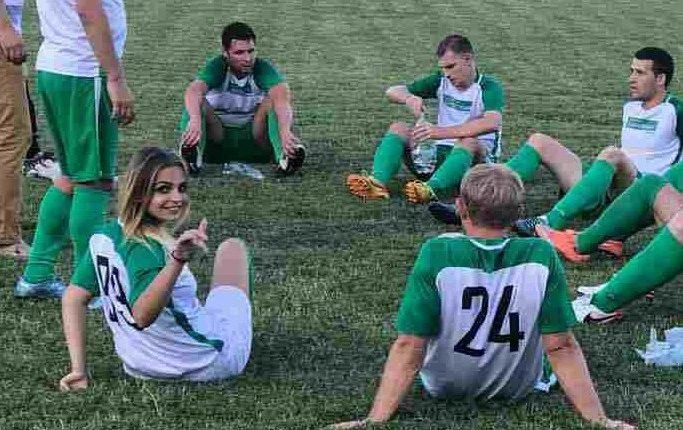 Уперше у фіналі Кубку Чернівців з футболу серед чоловічих команд зіграє… дівчина