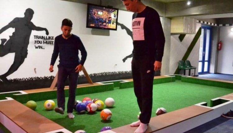 Перші переможці у снукболі – футболіст «Буковини» і тележурналістка (відео, фото)
