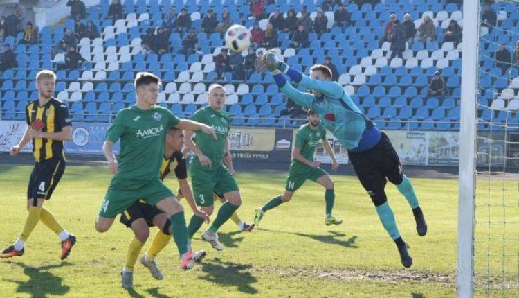Футбол (ІІ ліга): «Буковина» – «Скала» 5.11.17 в прямому ефірі (відео, фото)