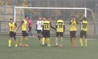 І ліга U-19: «Буковина» одержала ще одну розгромну перемогу (відео)