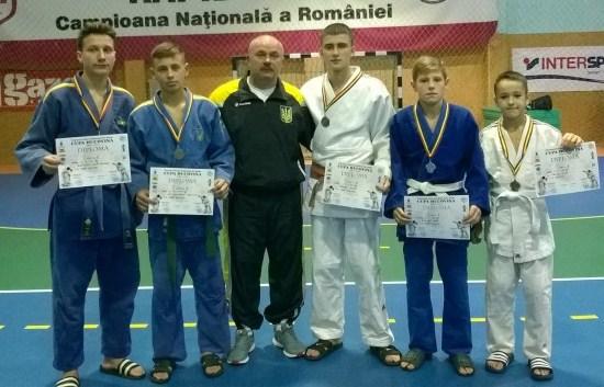 Новосельчани відзначились в Румунії на «Cupa Bucovina 2017»