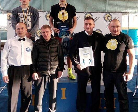 Вижничанин – знову найсильніший боксер України в своїй номінації