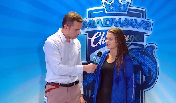 Чернівчанка виграла змагання з плавання в Білорусі, тренуючись… в бані (відео)