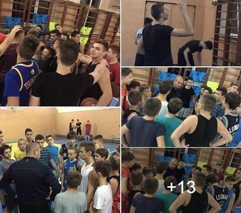 Чернівчани одержали першу перемогу в 2 турі ВЮБЛ 2017/18