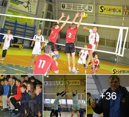 1-3 грудня 2017 у Чернівцях – тур ДЮ волейбольної ліги України (відео, фото)
