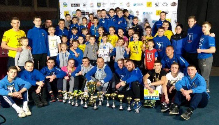 Карате: Чернівецький клуб виграв LVIV KARATE OPEN 2017 (фото)