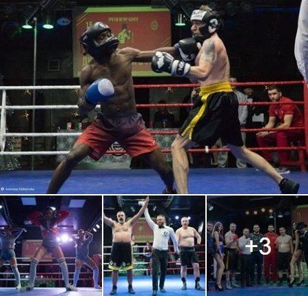 ІІІ вечір боксу «Джентльмени в ринзі» (телеверсія, фото)