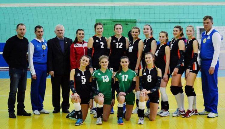 Волейбол: «Буковинка» одержала ще одну перемогу у вищій лізі 2017/18