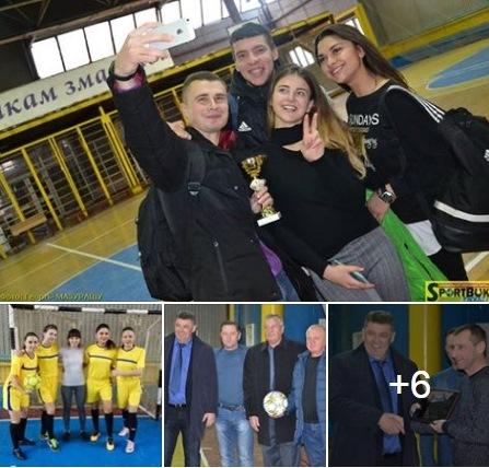 Буковинські футбольні судді розіграли футзальні нагороди (фото)