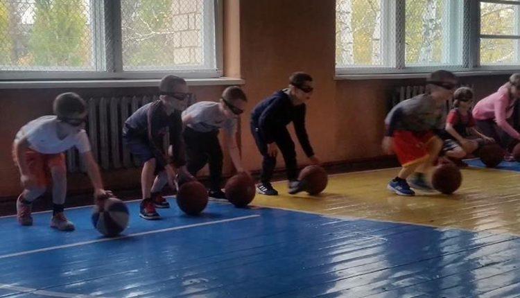 У Чернівцях запрацювала секція з баскетболу для 7-річних і молодших