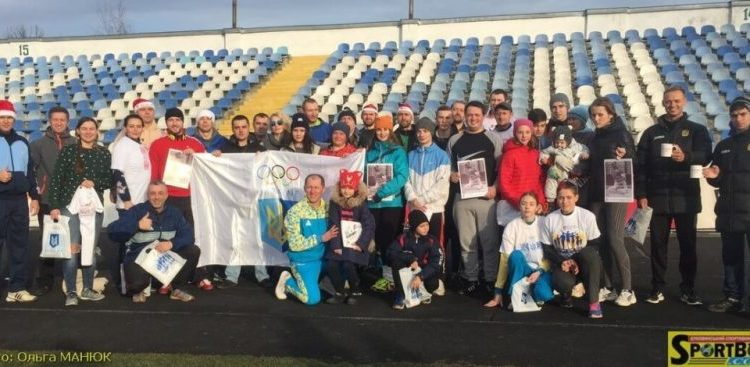 Чернівці побігли у 2018-му вже з 1 січня! (відео, фото)