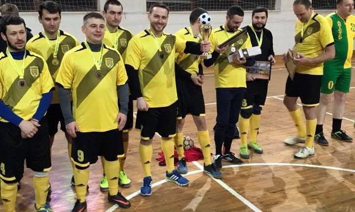 Чернівецька міськрада здобула футбольний трофей на Тернопільщині (відео)
