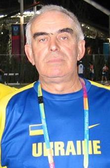 Миронюк Георгій Георгійович (тренер з легкої атлетики)