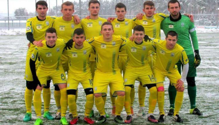 Збірна зі студентами ЧНУ у складі обіграла представників Прем'єр-ліги (фото)