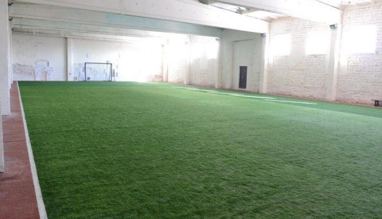 У Чернівцях запрацював спортзал зі штучною травою, +сауна і корчма (фото)