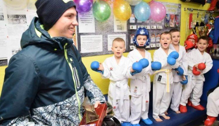 Кандидату в олімпійці у Чернівцях влаштували «шокову терапію» (фото)