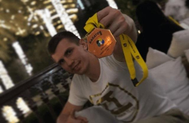 Після перемоги в Guadalajara Чоботар на п'єдесталі і в Dubai 2018