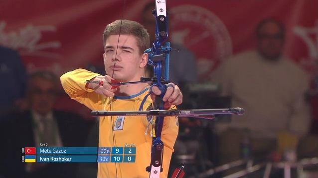 Чернівецький лучник здобув дві медалі на чемпіонаті світу 2018 (відео)