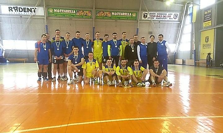 Волейбол: Визначено переможців Кубку області 2018 серед чоловіків