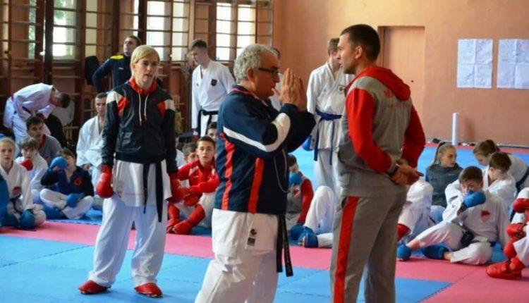 У Чернівцях – один з кращих тренерів світу Антоніо Оліва (відео, фото)