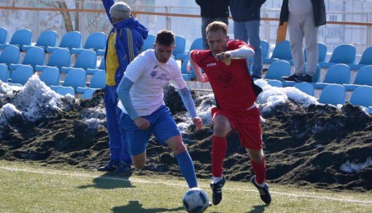 «Буковина» зіграла ще один матч з «Кристалом» (фото)