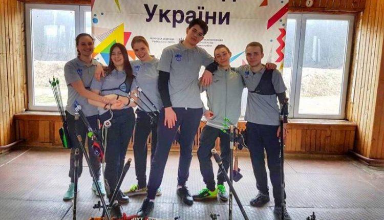 Стрільба з лука: 4 буковинські медалі на Гімназіаді України 2018