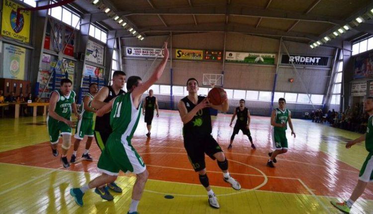 Баскет (І ліга): Чернівчани зіграли повторний матч плей-оф у Вінниці