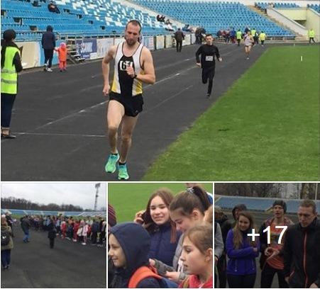 Легка атлетика: Відкритий чемпіонат Чернівців 2018 (відео, фото)