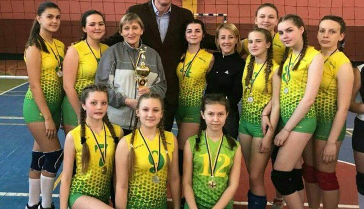 Волейбол: Чернівчанки виграли Дитячу лігу 2018!
