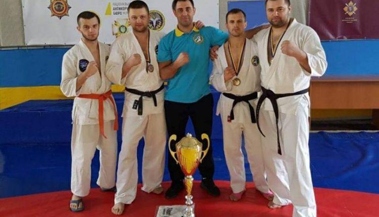 Гешко і Ко виграли чемпіонат України 2018 (відео, фото)
