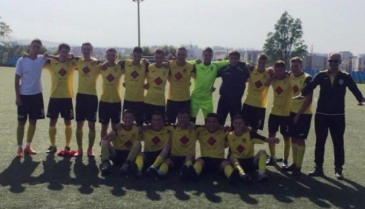 І ліга (U-19): «Буковина» – «Ніка» (І-Франківськ) 16.05.18 (відео)