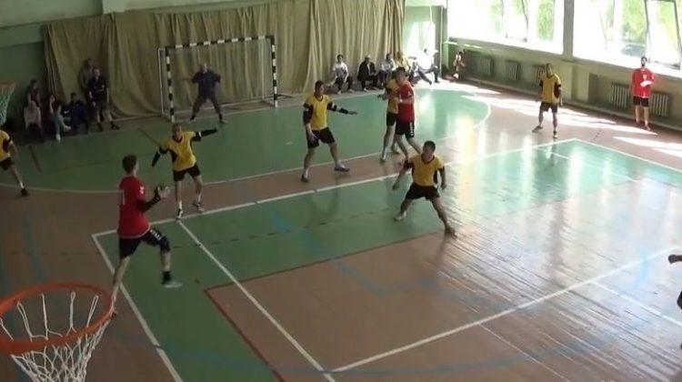 Кубок України з гандболу (1/4 фіналу): «Буковина» – «Донбас» (відео, фото)