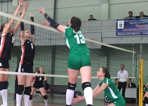 Сенсаційна крапка у жіночому Чемпіонаті області з волейболу 2018 (фото)